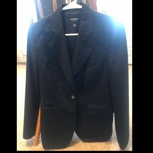 Express Lined Suit Jacket